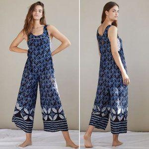 Anthropologie Bristol Wide-Leg Jumpsuit, Size XL